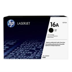 HP 16A-Q7516A Black Toner Cartridge